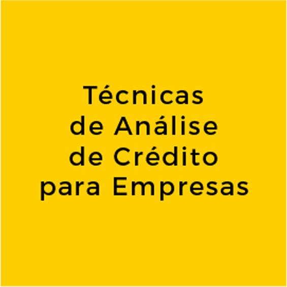 Técnicas de Análise de Crédito para Empresas