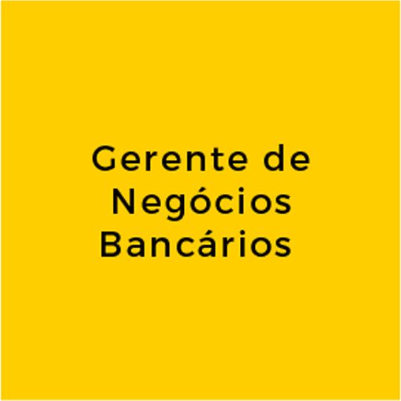 Gerente de Negócios Bancários