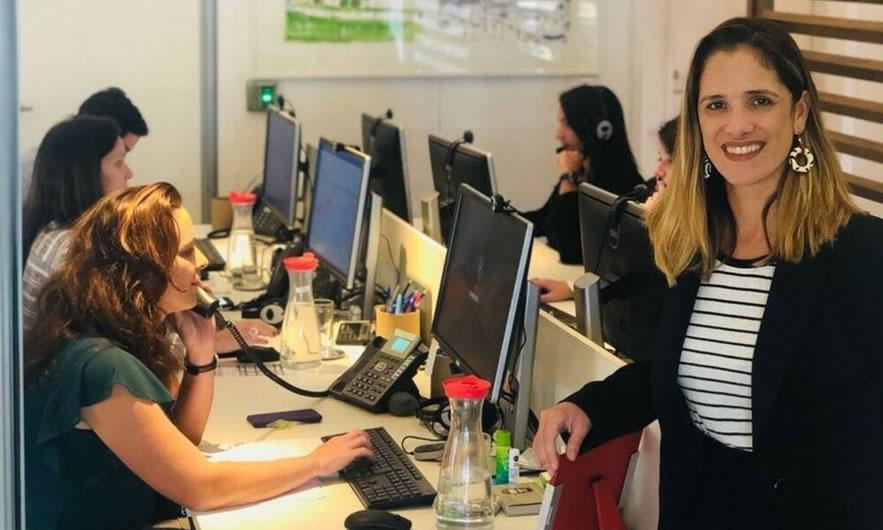 Sigrid Guimarães, uma das sócias da Alocc, empresa especializada em gestão de patrimônio Foto: Divulgação